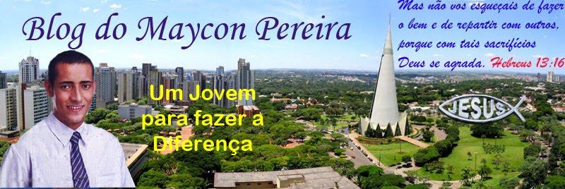 BLOG DO MAYCON PEREIRA