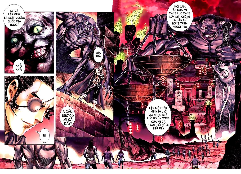 Phong Thần Ký chap 182 – End Trang 30 - Mangak.info