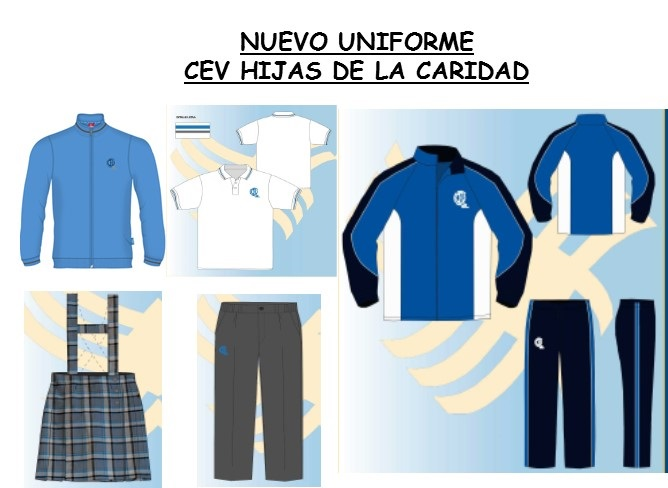 NUEVO UNIFORME