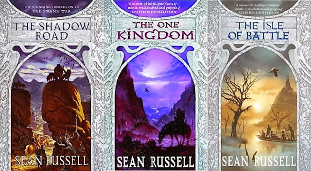 The Swan's War Trilogy By Sean Russell