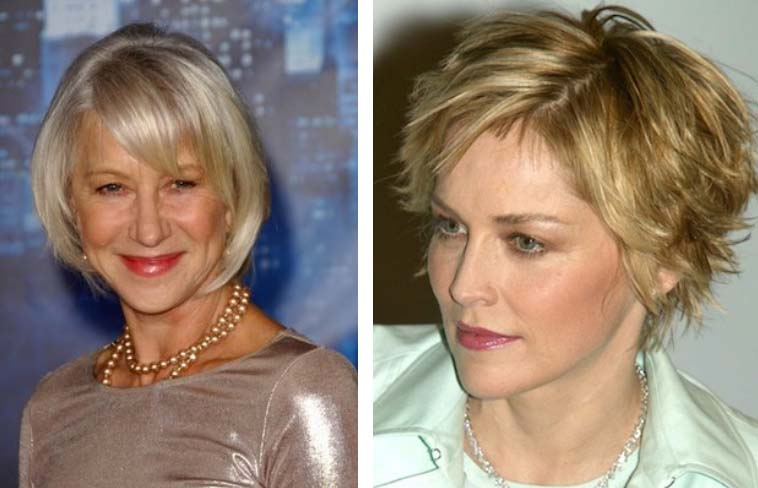 Best Haircut To Disguise Sagging Jowls Best Hairstyles For Sagging