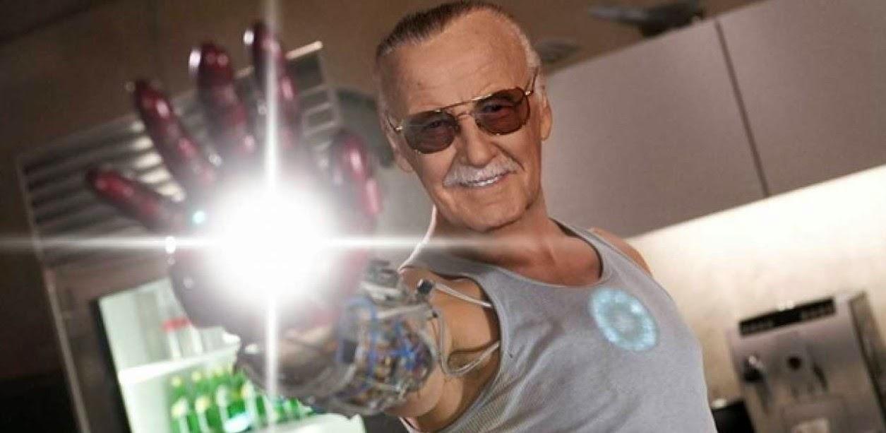 Stan Lee confirma sua participação em Os Vingadores 2 & quer estar em Batman v Superman