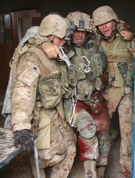 GUERRA DE IRAK (20/03/2003 - 18/12/2011)