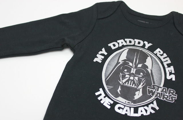 A picture of Star Wars Darth Vader Bodysuit