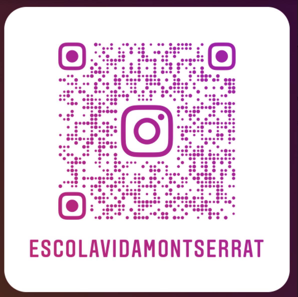 Instagram de Vida Montserrat