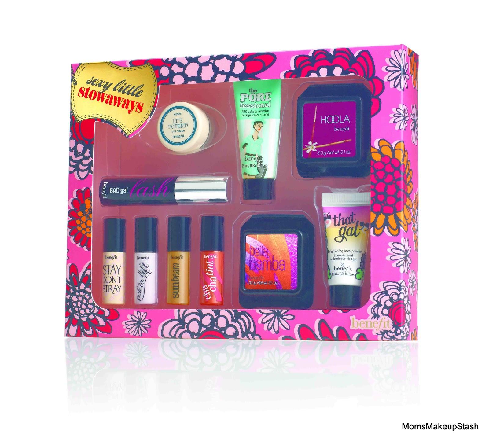 Benefit Cosmetics Holiday Gift Sets 2012 | Moms Makeup Stash