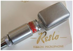 Reslo Ribbon Microphones