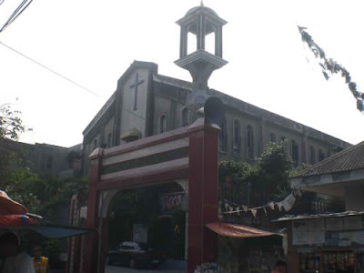 Our Lady of Peace and Good Voyage Parish - Delpan, Tondo, Manila