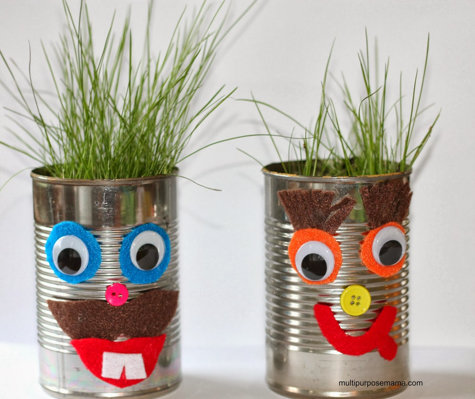 This Happy Life Grass Head Friends
