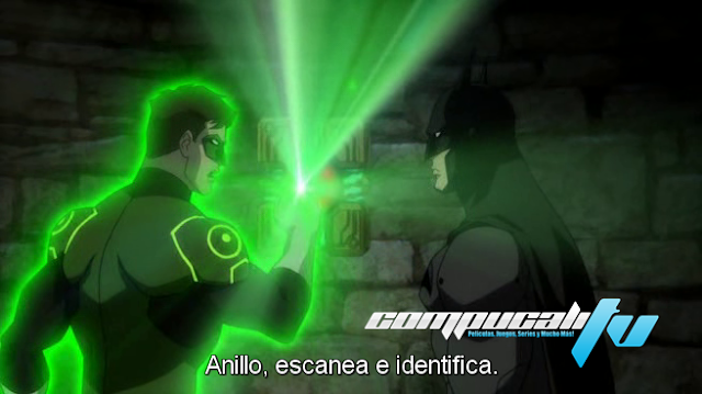 Justice League War DVDRip