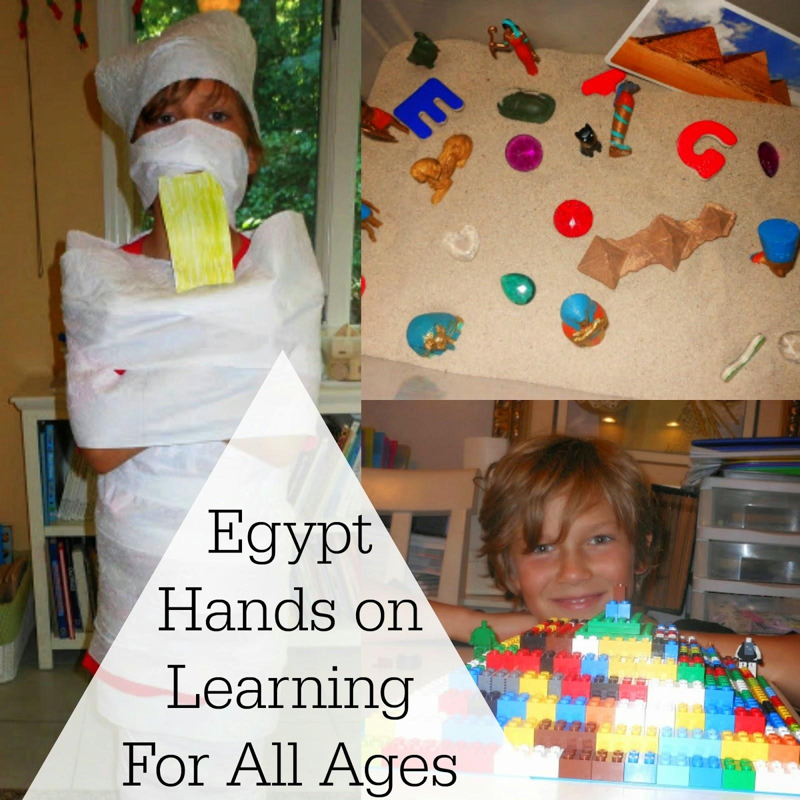Egypt activities