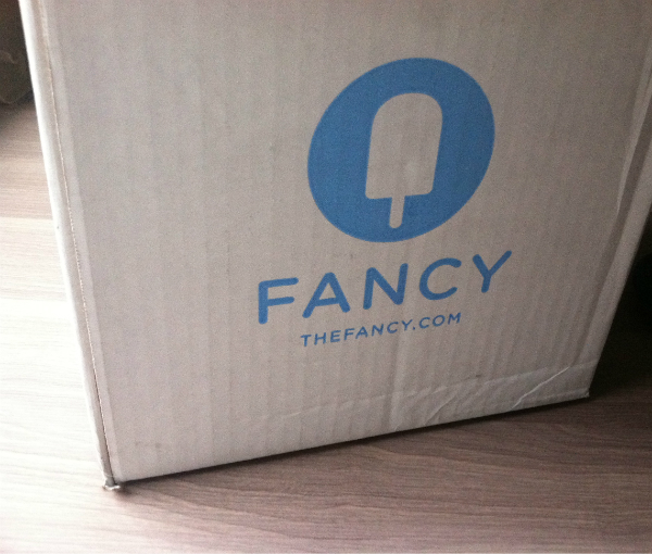 Fancy Box Subscription Review - November 2012 - Monthly Subscription Boxes