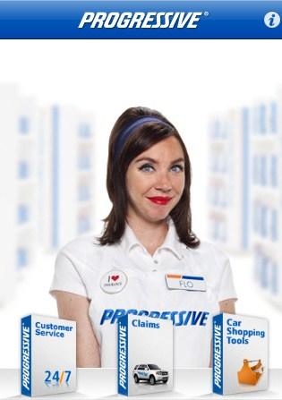 progressive auto customer service