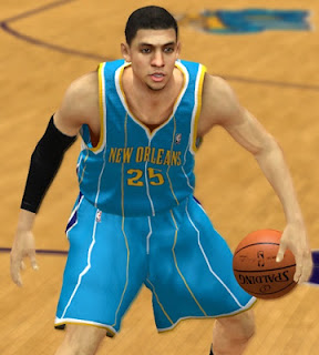 NBA 2K13 Austin Rivers Cyber Face Update