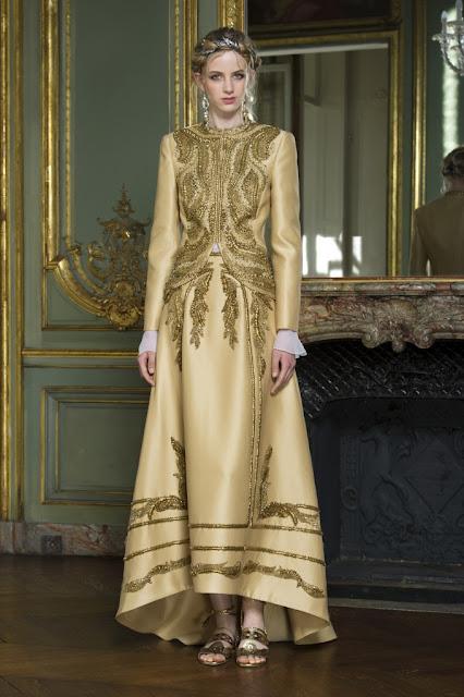 Alberta Ferretti Couture Spring-Summer 2016
