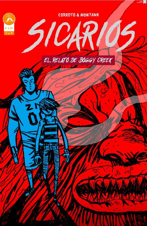 SICARIOS #2 VOL 2: EL RELATO DE BOGGY CREEK