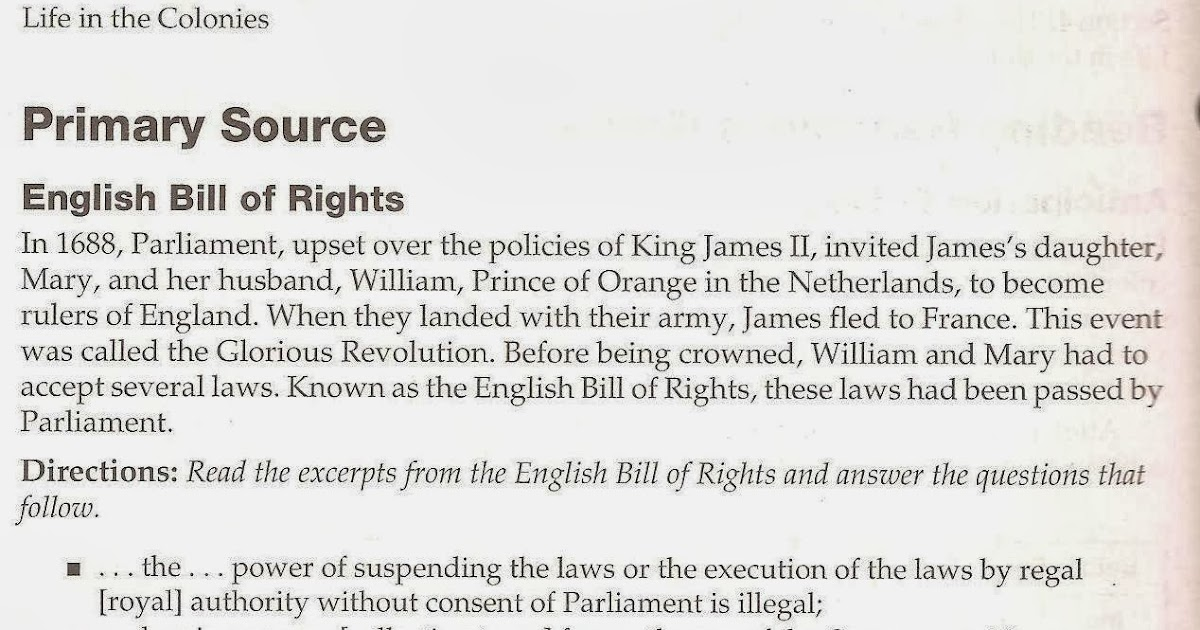 English bill of rights goalblockety english bill of rights ccuart Images