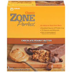 Zone Perfect Nutriton Bars
