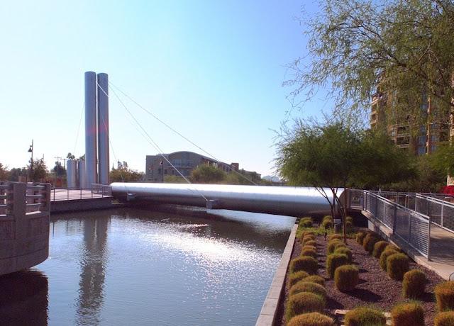 Paolo Soleri Scottsdale Bridge