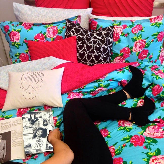 The Daily Find Betsey Johnson Bedding At Bed Bath And Beyond