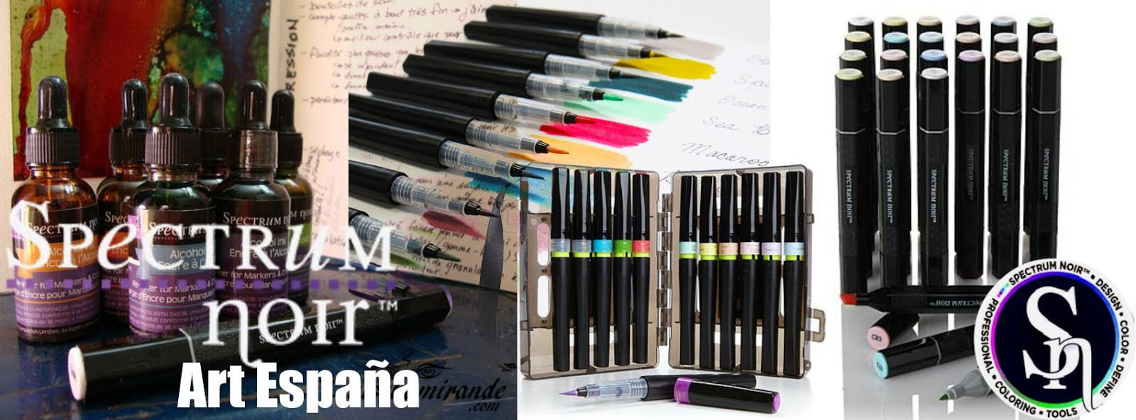 Spectrum Noir Art España