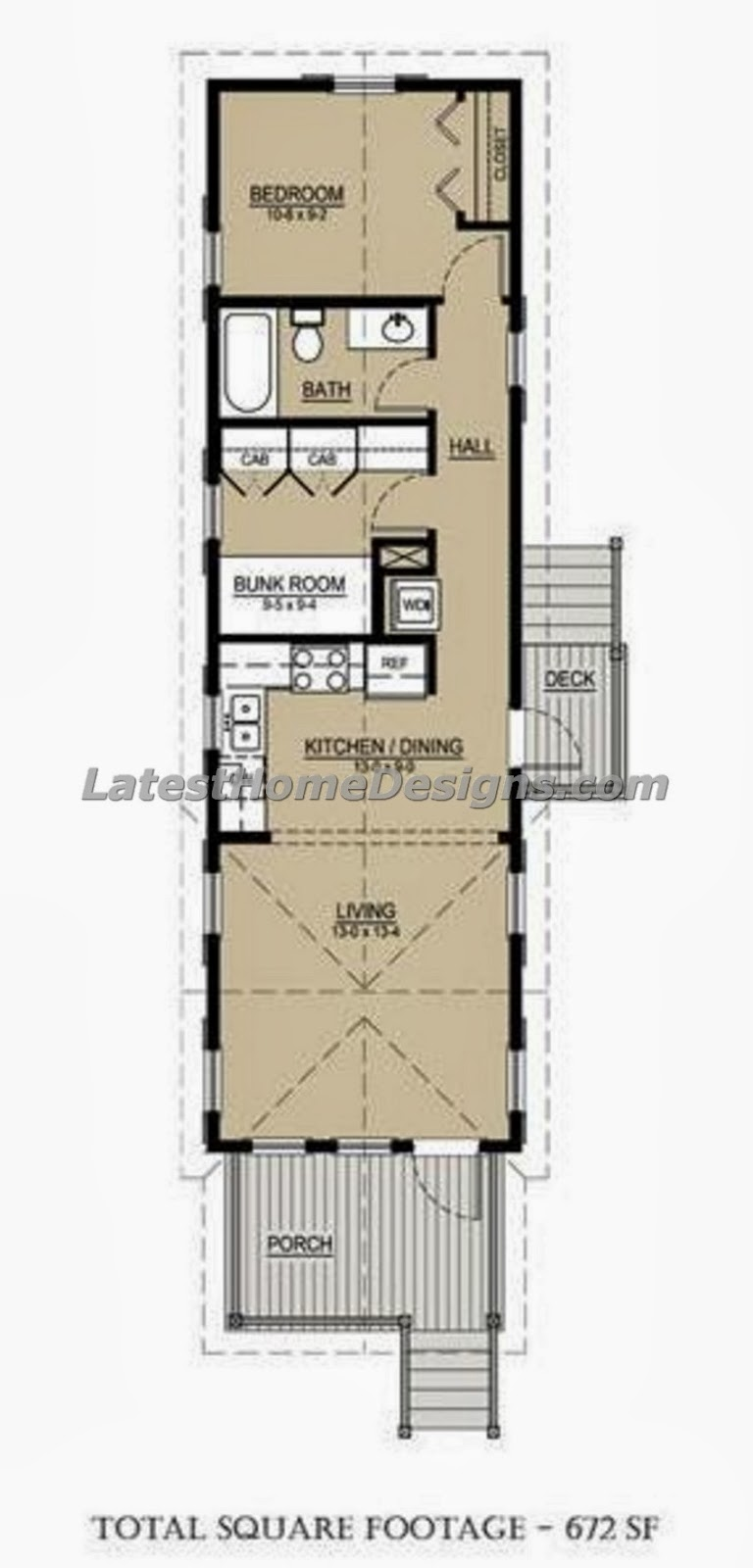 3 floor apartment elevation joy studio design gallery for Narrow floor plans with front elevation