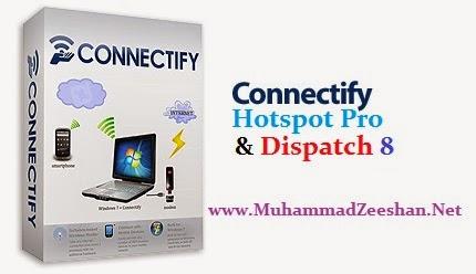 Connectify Hotspot Pro & Dispatch 8 Inc. Crack