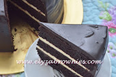 Devil's Food Choc Cake