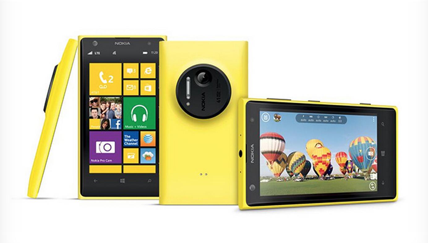 Harga Hp 4G LTE Nokia Lumia 1020
