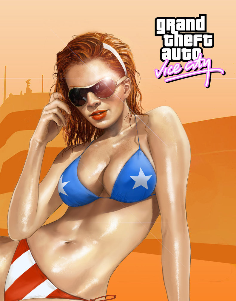Gta vicecity hentai erotic images