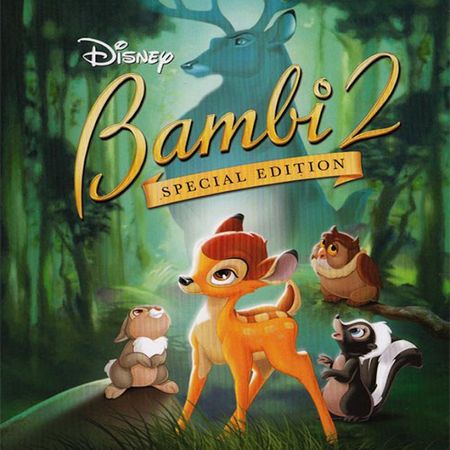 ดูการ์ตูน Bambi II  กวางน้อย…แบมบี้ 2