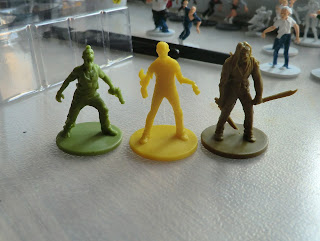 Zombicide dave geek new zombivore yellow details