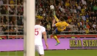 Gol Gila Ibrahimovic