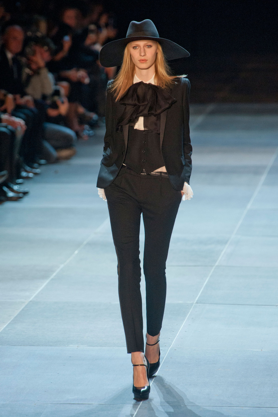 Saint Laurent Spring/Summer 2013