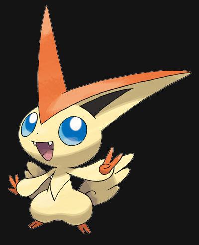 pokemon white how to get victini