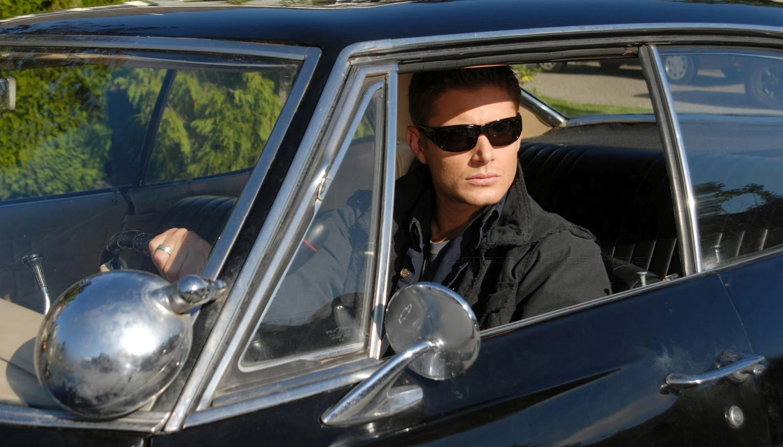 Operation awesome your character could use an impala - Supernatural car pics ...