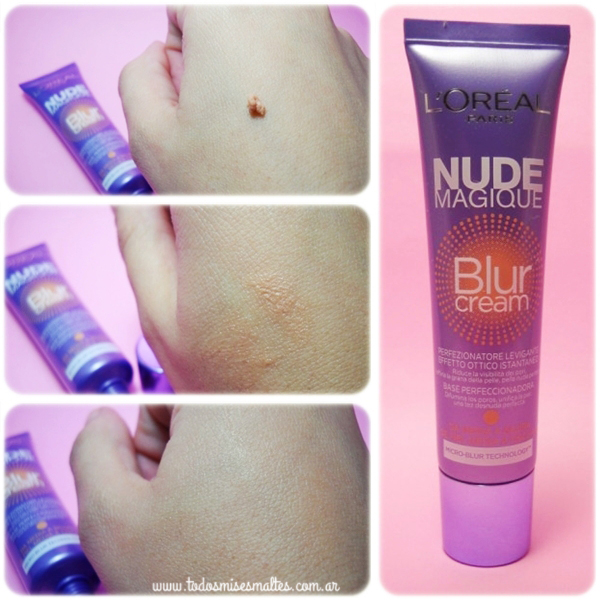 nude-magic-blur-cream-loreal