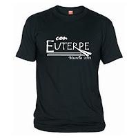 Camisetas para Con Euterpe.
