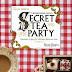 My book MsMarmitelover's Secret Tea Party is published today!