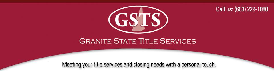 Granite State Title Services