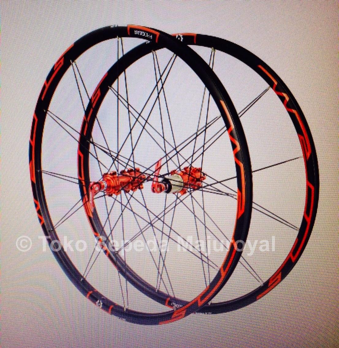 """Wheelset Progear Storm 27,5""""/650B"""