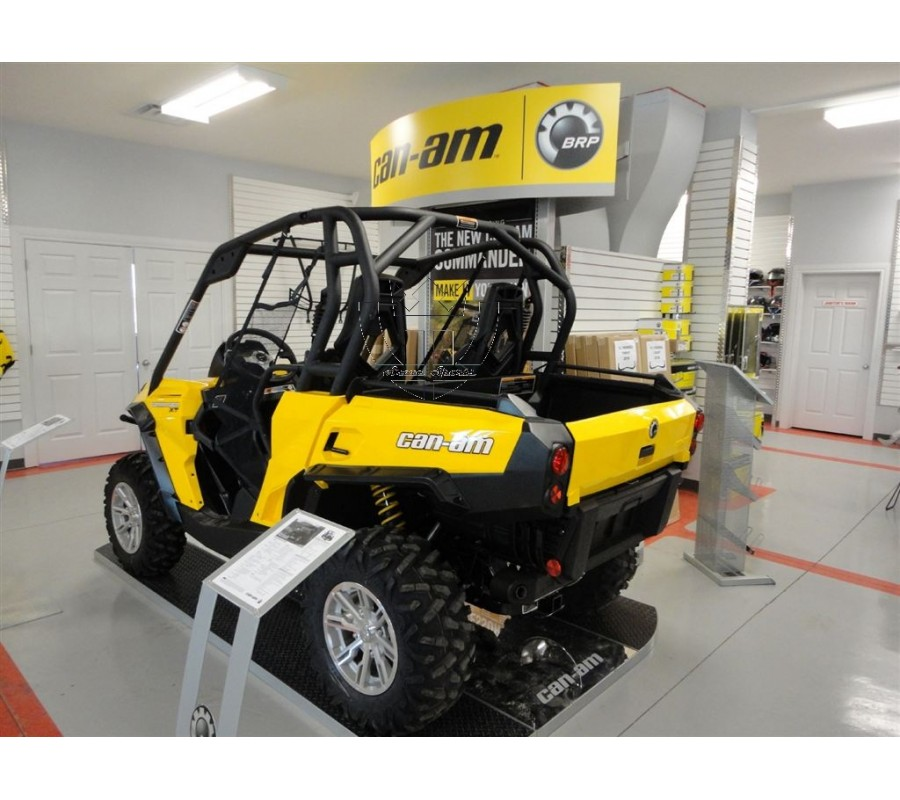 Can Am Commander 27 Bighorn 20 14 Autos Post