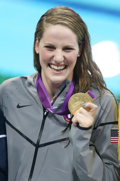 NBC Spoiler Apology: Our Bad on Missy Franklin Promo ... » Gossip | Missy Franklin