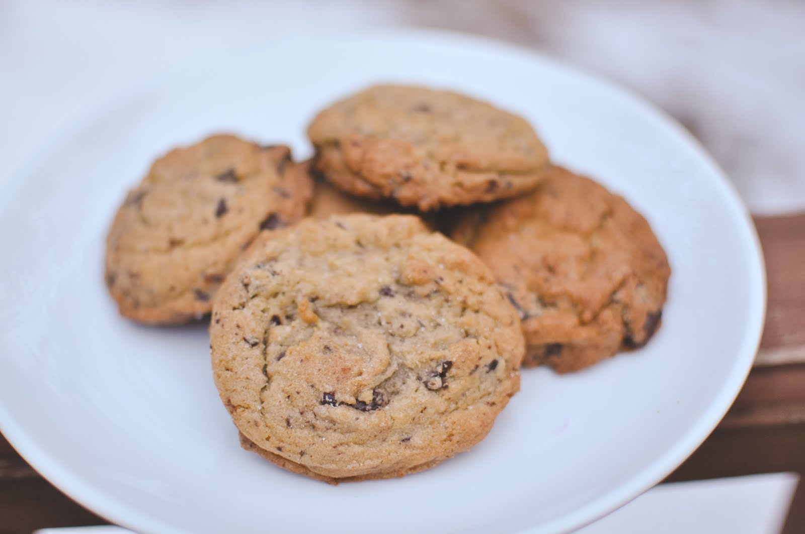 Bless This Food: Jacques Torres's Secret Chocolate Chip Cookie Recipe