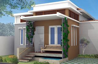 Contoh Desain Rumah Yang Unik dan Nyentrik Terbaru