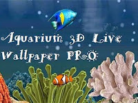 Aquarium 3D Live Wallpaper Pro Apk v1.2.2