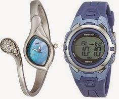 Amazing Deal: Timex Analog Watch for Women worth Rs.6295 for Rs.2830   Timex T5K362 Digital Watch worth Rs.1525 for Rs.525 Only @ Flipkart