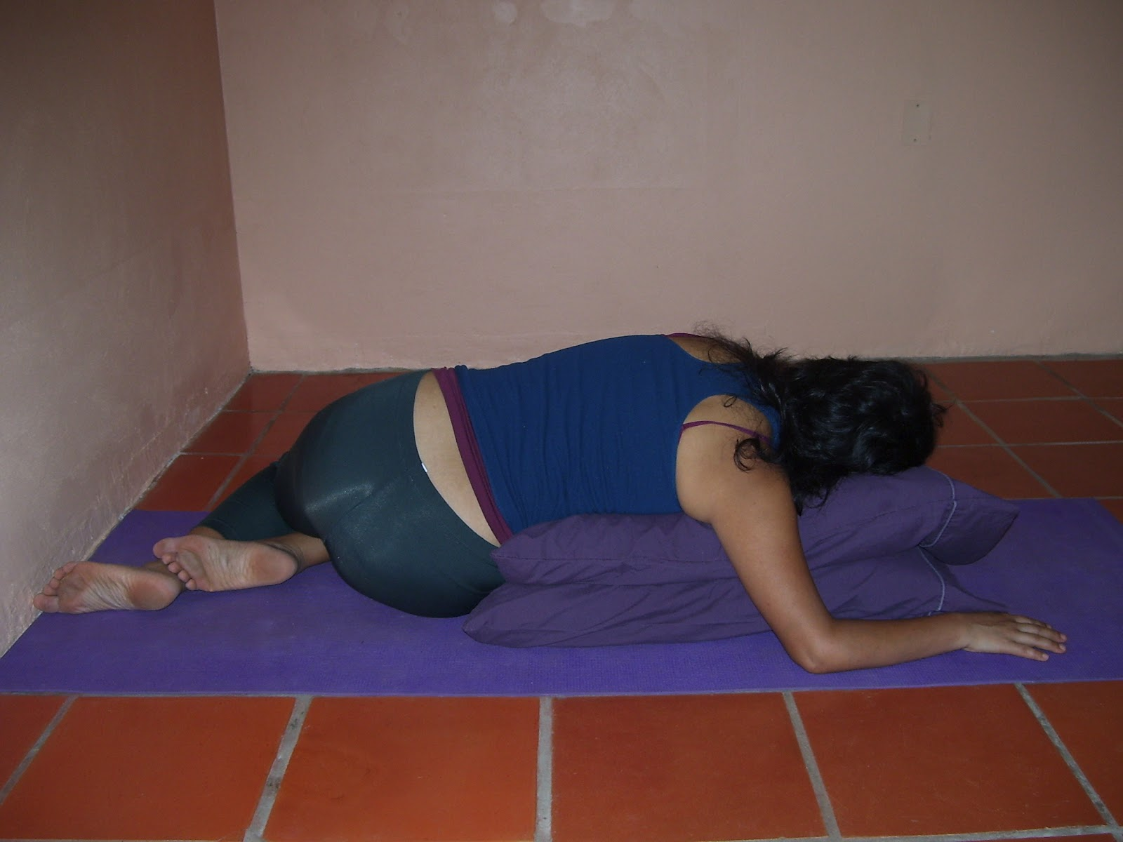 Yoga with susan dayal 3 restorative yoga poses for new mothers