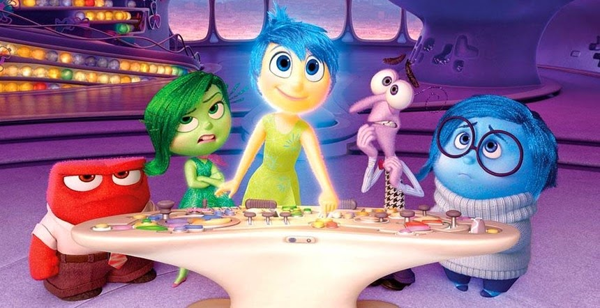 'Inside Out' Trailer