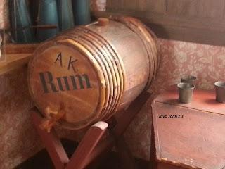 Rum Keg